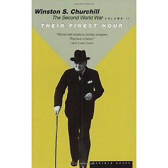 Their Finest Hour by Winston S. Churchill - 9780395410561 Book