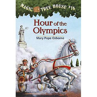 Hour of the Olympics by Mary Pope Osborne - Salvatore Murdocca - 9780