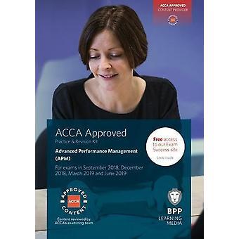 ACCA Advanced Performance Management-Kit de pratique et de révision par BP