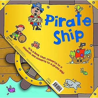 Convertible Pirate Ship by Claire Phillip - Belinda Gallagher - 97817