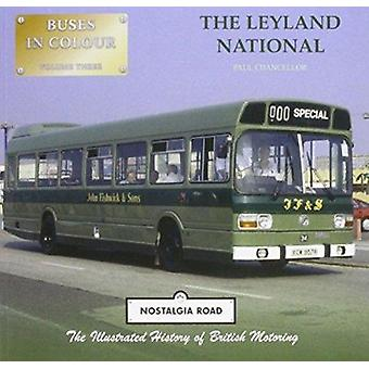 The Leyland National by Paul Chancellor - Alan Earnshaw - 97819030167