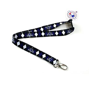 Colorado Rockies MLB Argyle Lanyard