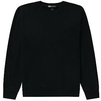 Y-3 Arm Logo Sweatshirt Black