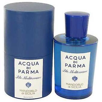 Blu Mediterraneo Mandorlo di Sicilia podľa Acqua di Parma Eau de Toilette Spray 5 OZ (ženy) V728-465282