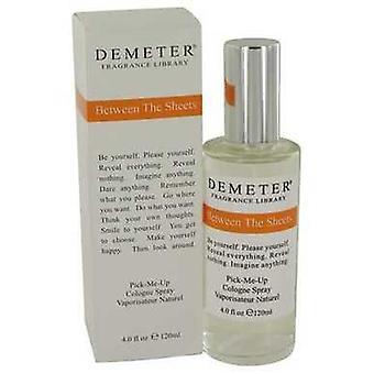 Demeter mellan bladen av Demeter Cologne spray 4 oz (kvinnor) V728-426363