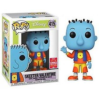 Funko Pop Skeeter Valentine 2018 Sommer Konvention exklusive + Pop-Protector