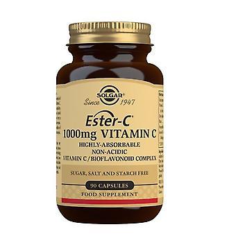 Solgar ester-C 1000 mg witaminy C kapsułki 90 (16987)
