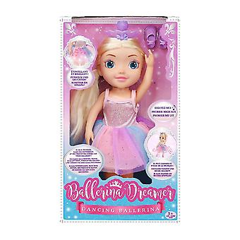 Ballerina Dreamer Dancing Ballerina