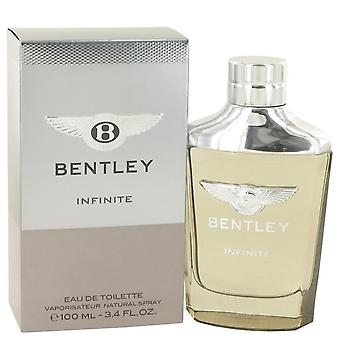 Bentley ääretön eau de toilette spray bentley 530456 100 ml