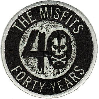 Patch - Misfits - 40 Years New Gifts p-4612