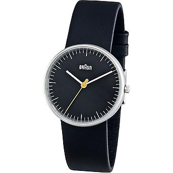 Braun classic lady Japanese Quartz Analog Women Watch with BN0021BKBKL Stainless Steel Bracelet