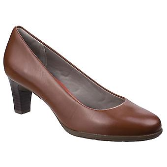 Rockport Womens Melora Plain Pump Shoe Alpaca