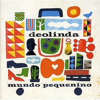 Deolinda - Mundo Pequenino [CD] Yhdysvallat tuoda