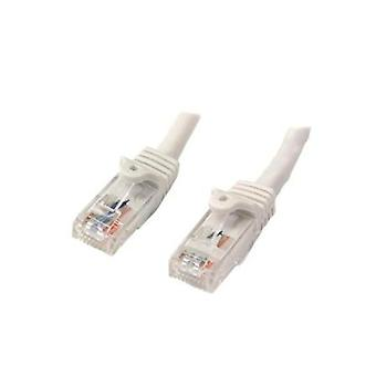 StarTech 10M witte Snagless UTP CAT6 Patch kabel
