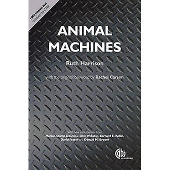 Djur-maskiner av Ruth Harrison - 9781780642840 bok