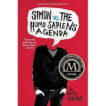 Simon vs. the Homo Sapiens Agenda by Becky Albertalli - 9780062348685