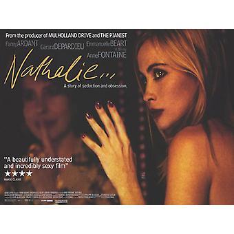 Nathalie Original Cinema Poster