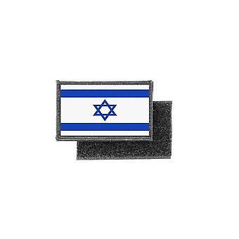 Patch ecusson imprime badge drapeau israel israelien