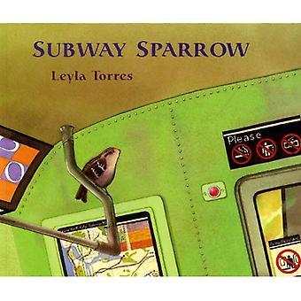 Subway Sparrow (Sunburst books)