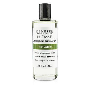 Demeter Atmosphere Diffuser Oil - Wet Garden - 120ml/4oz