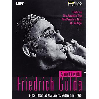Gulda/Paradise Trio - Night with Friedrich Gulda [CD] USA import