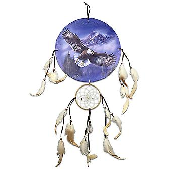 Eagle and Mountains Dreamcatcher