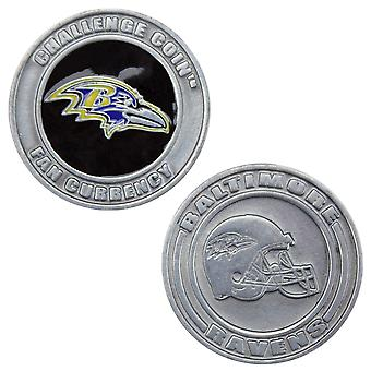 Challenge Coin Card Guard - Baltimore Ravens