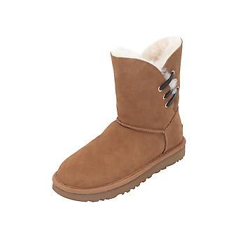 UGG W CONSTANTINE Women's Boots Beige Lace-Up Boots Winter