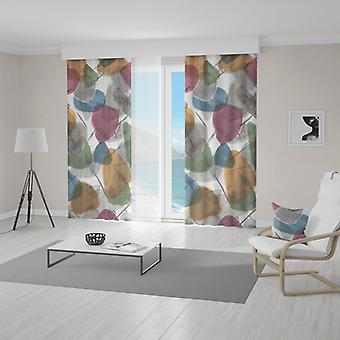 Meesoz Rideaux - Flower Flakes Colourful