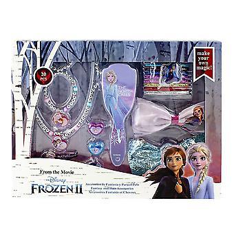 Frozen 2 / Frost 2, 20x Accessoarer
