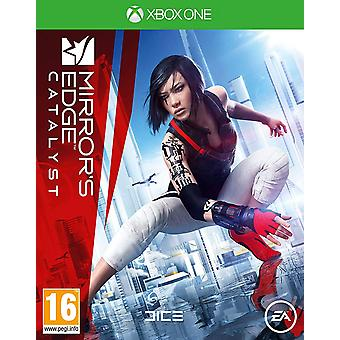 Mirror ' s Edge Catalyst Xbox One spil