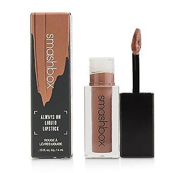Smashbox altijd op vloeibare Lipstick - Stepping Out - 4ml/0.13 oz