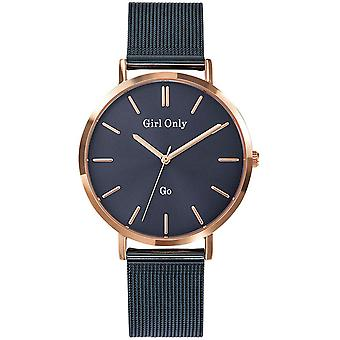 Go Girl Only 695996 - watch steel blue woman