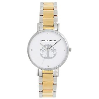 Watch Ted Lapidus A0742BAPX - steel two-tone money Dor woman