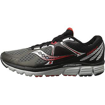 Saucony Mens Kinvara 6 Fabric Low Top Lace Up Running Sneaker