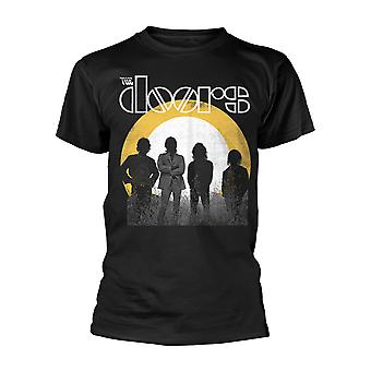 The Doors Sundown Target Jim Morrison Rock Official T-Shirt