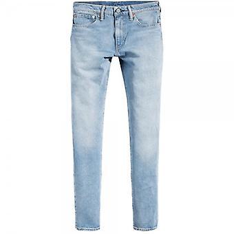 Levi's 511 Slim Fit Ocean Parkway Stretch Light Blue Denim 04511-2607