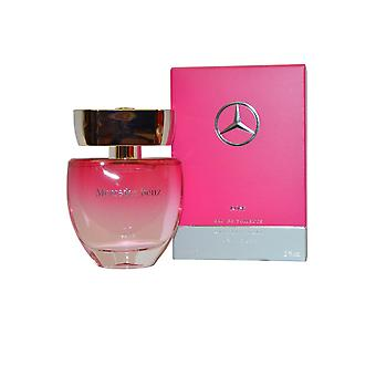 Rose Mercedes Benz Eau de toilette spray 60ml