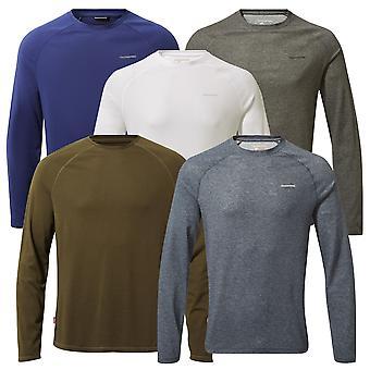 Craghoppers Mens NL Bayame Long Sleeve T-Shirt