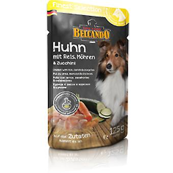 Belcando Chicken with rice, carrots and courgettes (Dogs , Dog Food , Wet Food)