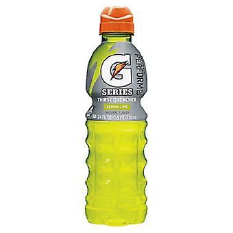 Gatorade Citron Lime-( 710 Ml X 1 Bouteille )