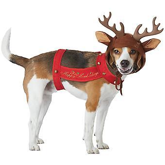 Reindeer Dog Costume
