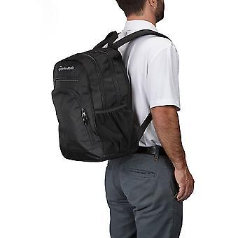 Taylormade Mens TM20 Performance Golf Padded Adjustable Backpack Bag