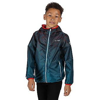 Regatta Trykt Lever Junior vandtæt jakke - SS20