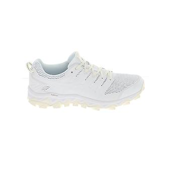 Asics 1021a223100 Men's White Leather Sneakers