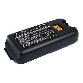 Batterij voor Intermec 318-034-001 AB17 CK3R CK3X CK3X CK3A CK3C CK3C1 CK3N 4400mAh