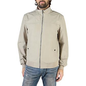 Geox Original Men Spring/Summer Jacket - Brown Color 56805