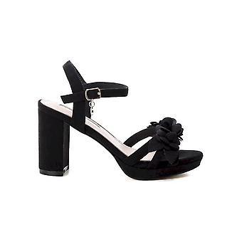 Xti - Kengät - Sandaalit - 35044-BLACK - Naiset - Schwartz - EU 39
