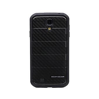 Body Käsine rise tapauksessa Samsung Galaxy S4 - musta