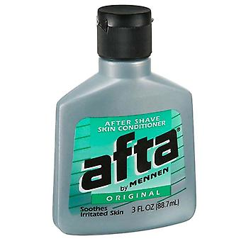 Afta by mennen after shave, original, 3 oz